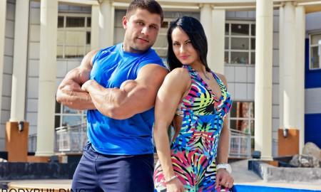 Роман и Анна Дудушкины