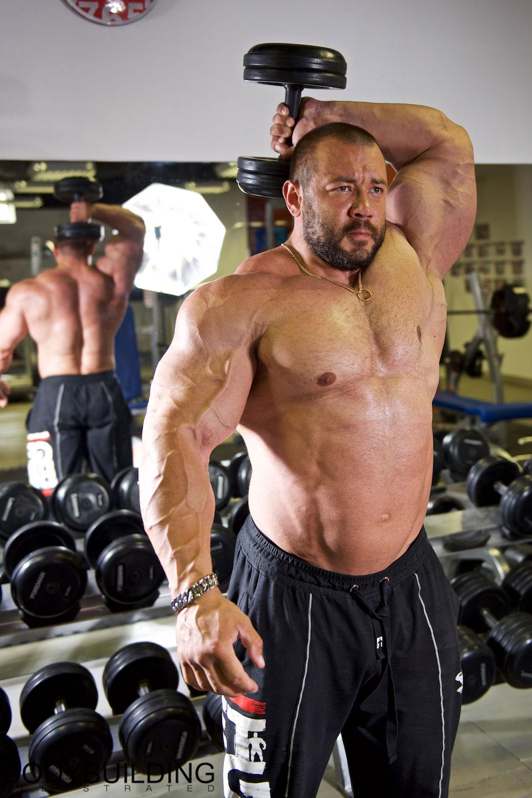 Алексей Тронов, Bodybuilding Illustrated