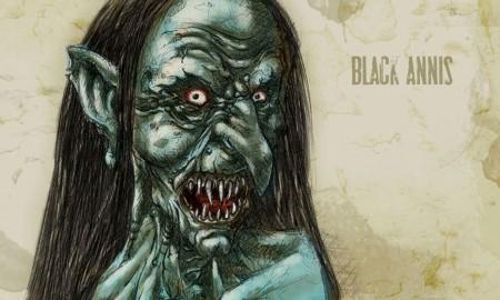 Чернее черного (Goldstar Black Annis)