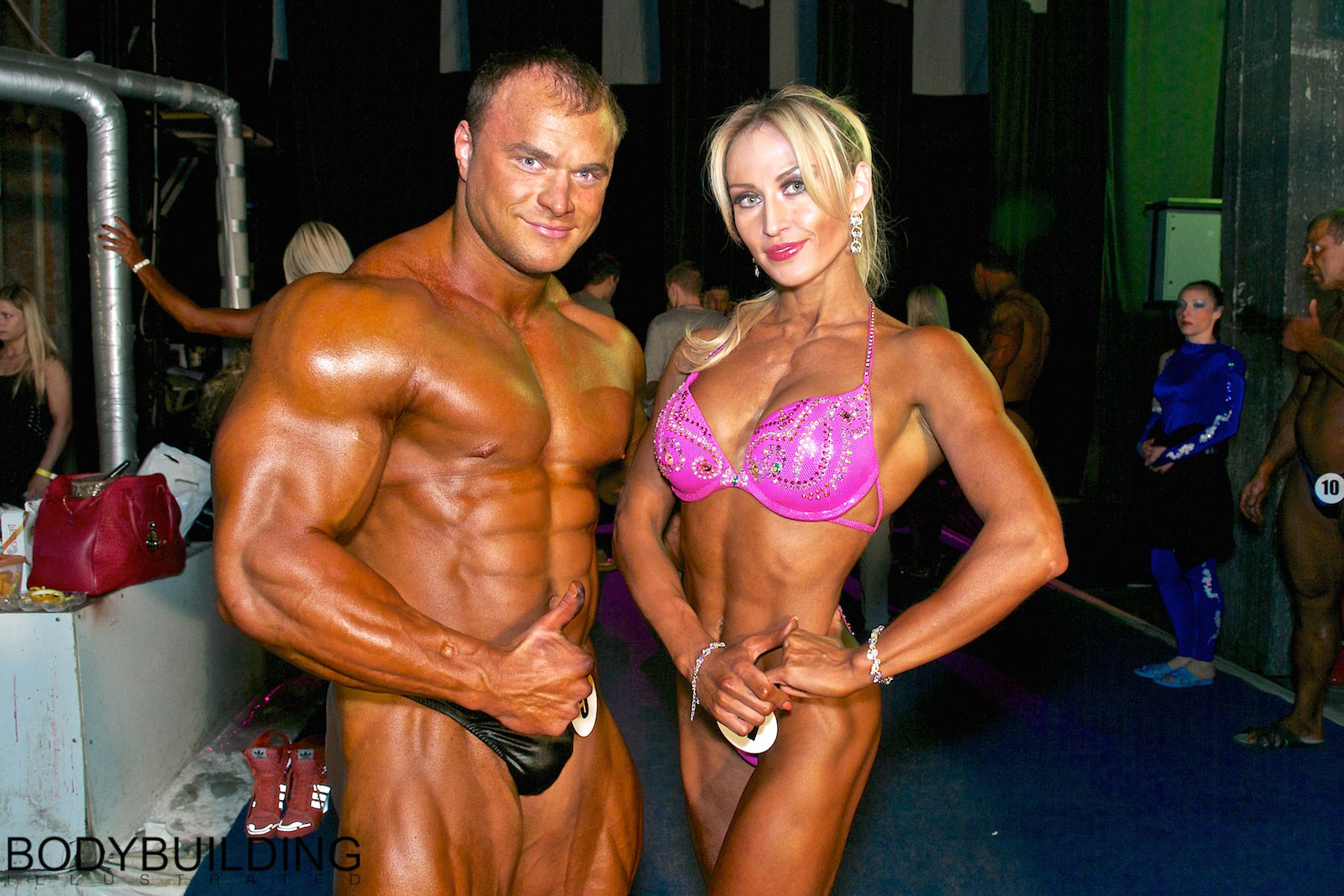 Сергей Кулаев и Людмила Никитина