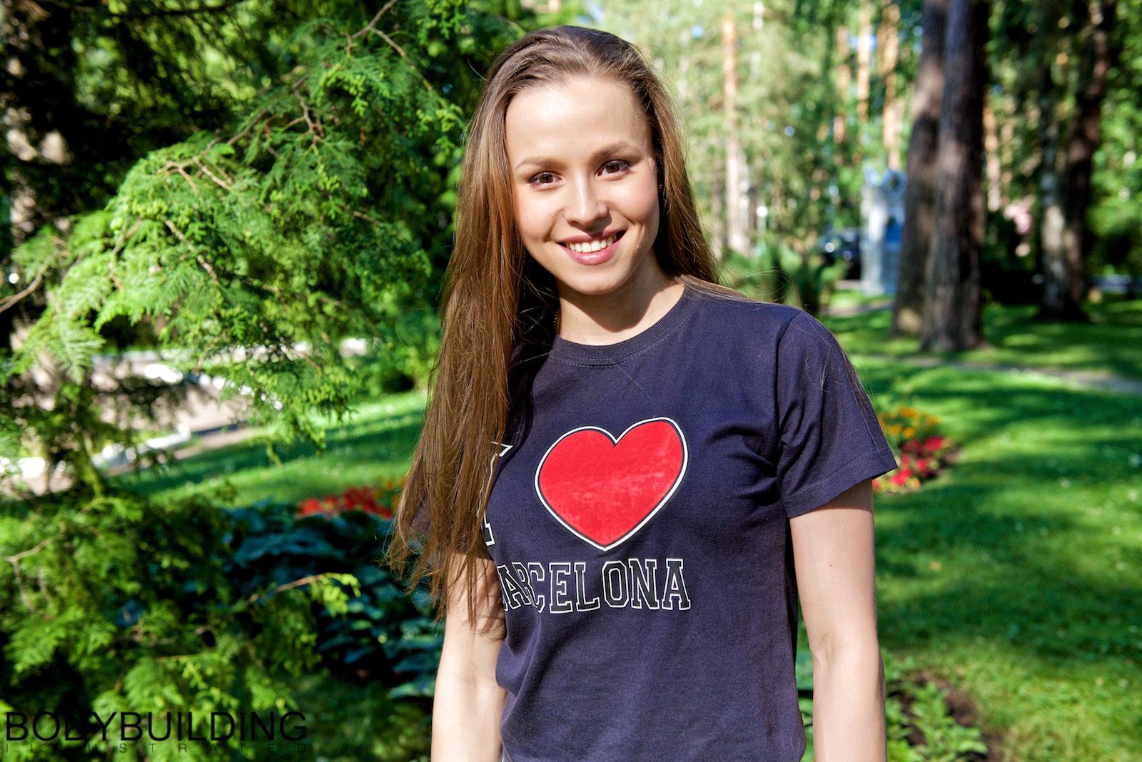 Елизавета Мукминова