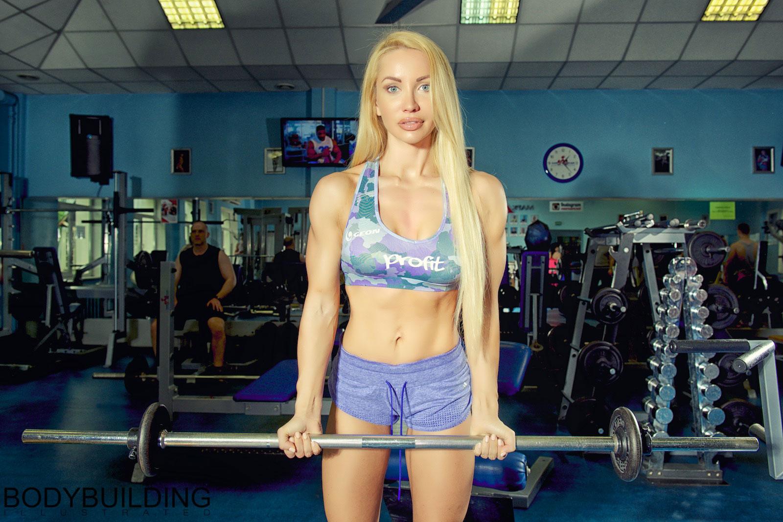 Екатерина Красавина