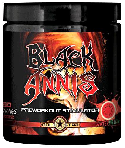 Goldstar BLACK ANNIS