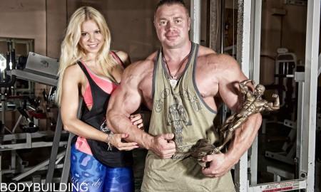 Денис и Анна Бурмистровы
