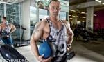 Упражнения с Сергеем Коленчиковым