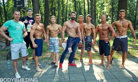 Bikini и Men's Physique от Alex Fitness