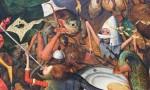 На иллюстрации: Питер Брейгель Старший. Борьба комиссаров добра с эмиссарами зла на поле рынка спортивного питания и неспортивного допинга