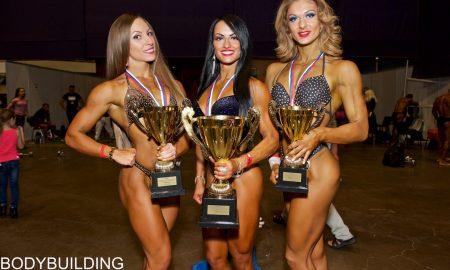 Чемпионат России по бодибилдингу и фитнесу