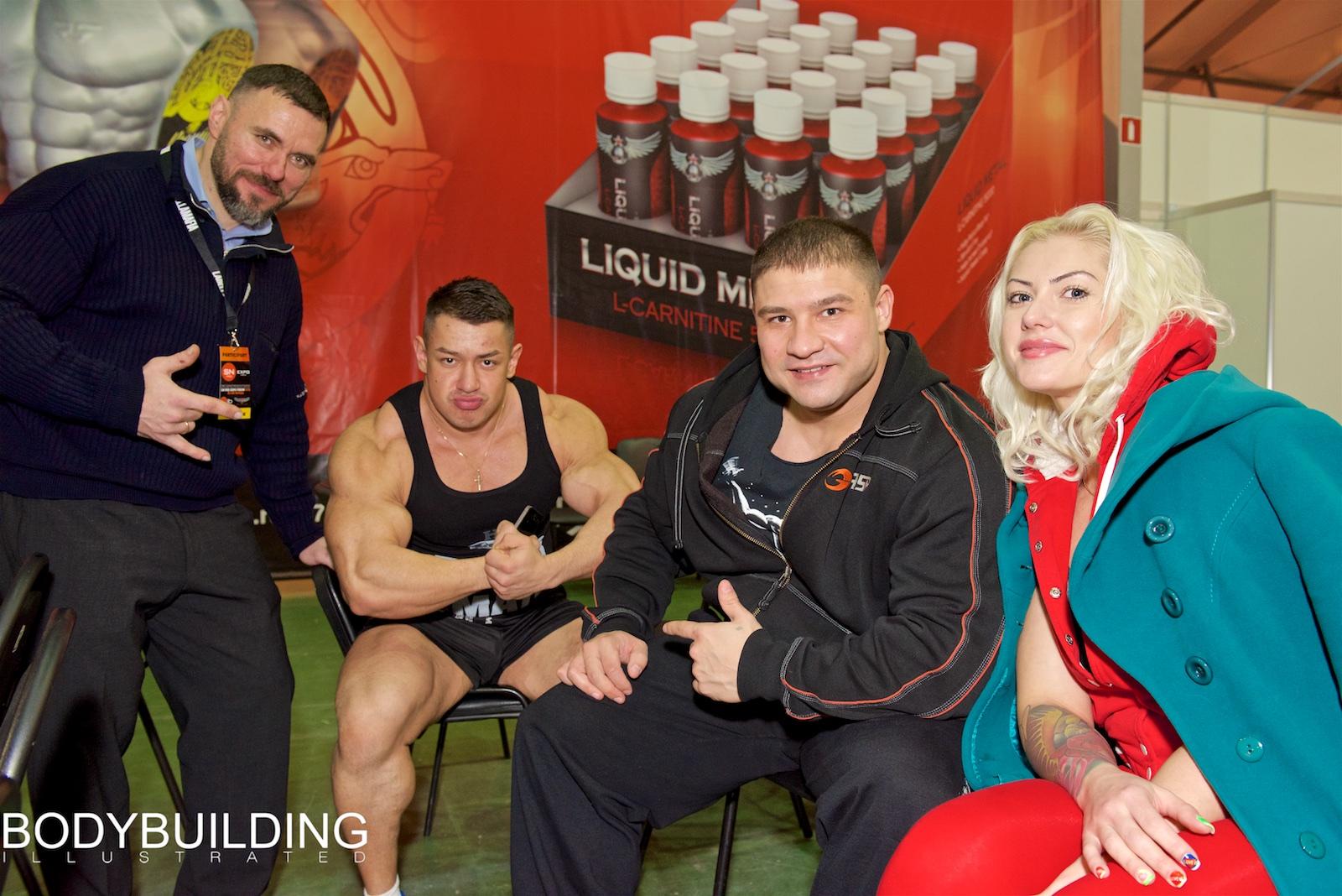 Выставка SN Pro, Москва, ноябрь 2015г.