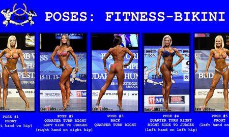 IFBB Правила, раздел 7: Фитнес Бикини - издание 2016 года