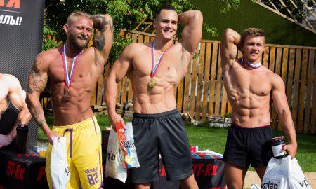 2-й ежегодный Турнир по функциональному фитнесу памяти Ильи Городничева