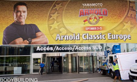 Arnold Classic Europe. Now.