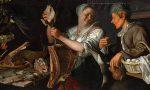Петер Втеваль (Peter Wtewael). В сельской лавке высокобелковых продуктов. Голландия, 1620-е
