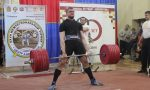 Сибирский атлет принял вызов самого сильного человека России