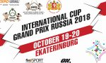 2018 International Cup Grand-Prix Russia