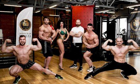 Команда Алексея Шаева
