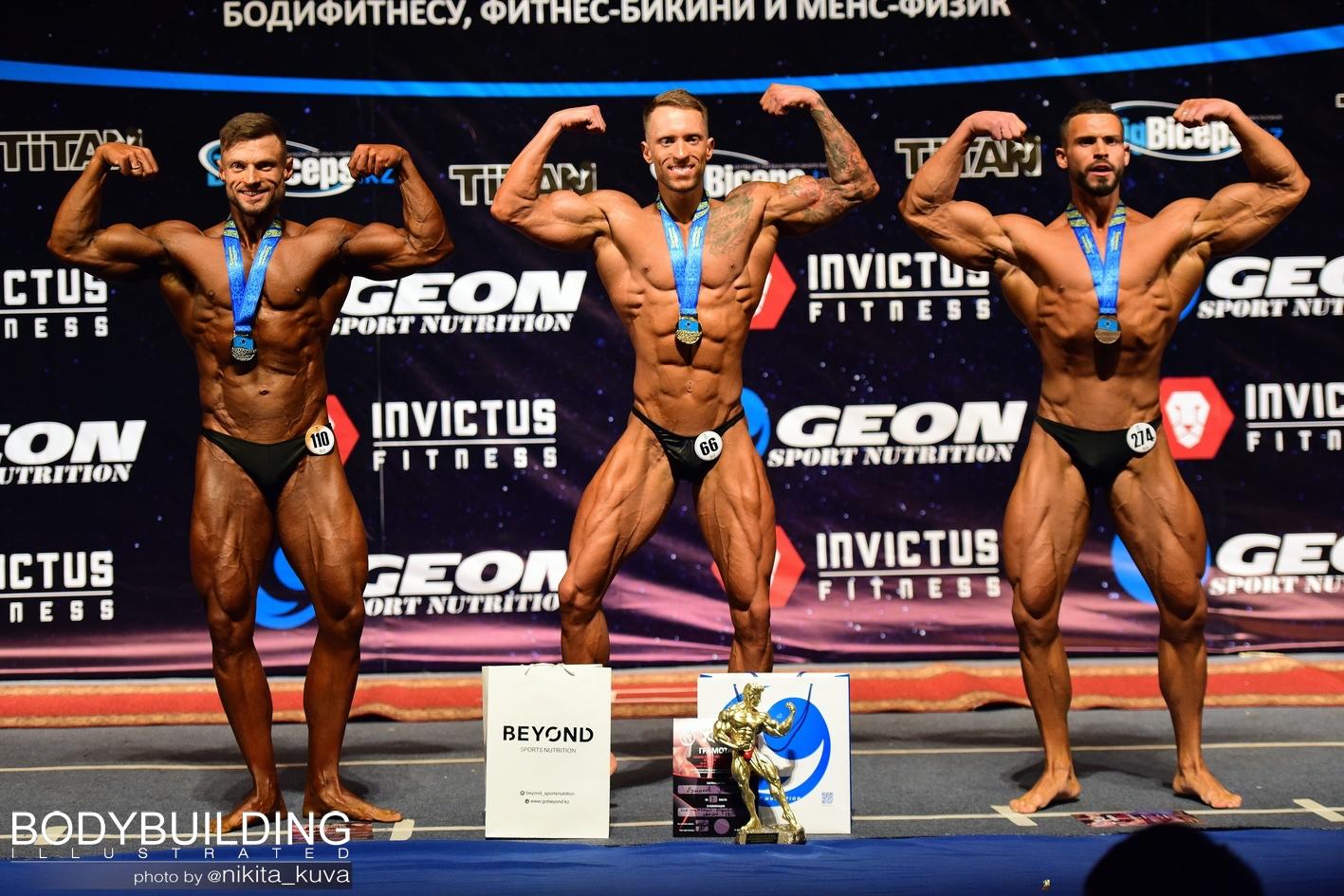 Bodybuilding Illustrated Kazakhstan