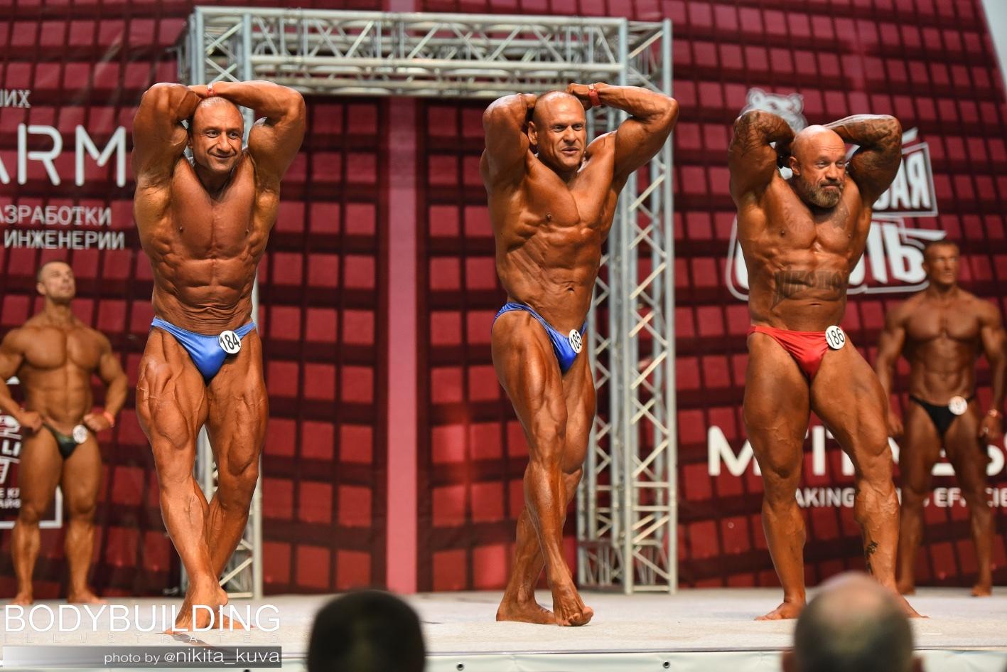 Андрей Попов на Bodybuilding Illustrated