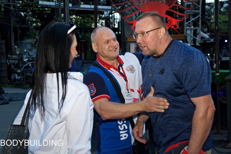 Интервью Александр Тимошенко Нина Абрамова bodybuildingillustrated Андрей Попов
