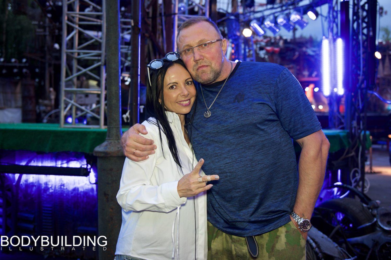 Интервью Александр Тимошенко Нина Абрамова bodybuildingillustrated