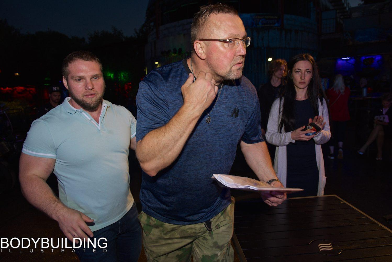 Интервью Александр Тимошенко Нина Абрамова bodybuildingillustrated Виктор Шамин